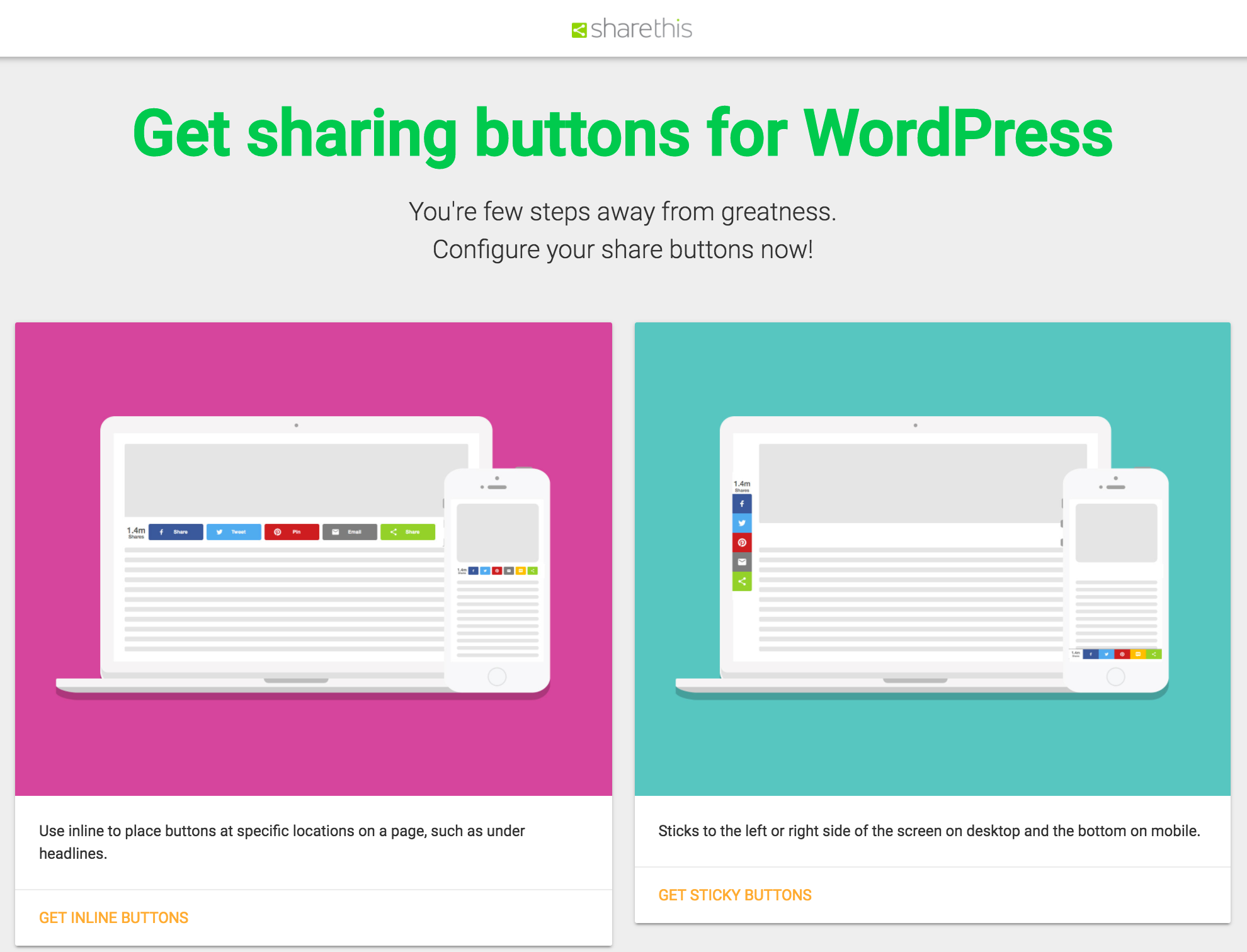 how to make a button on wordpress
