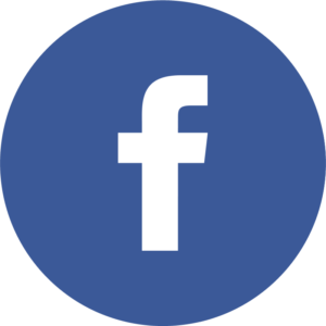 Image result for facebook round button