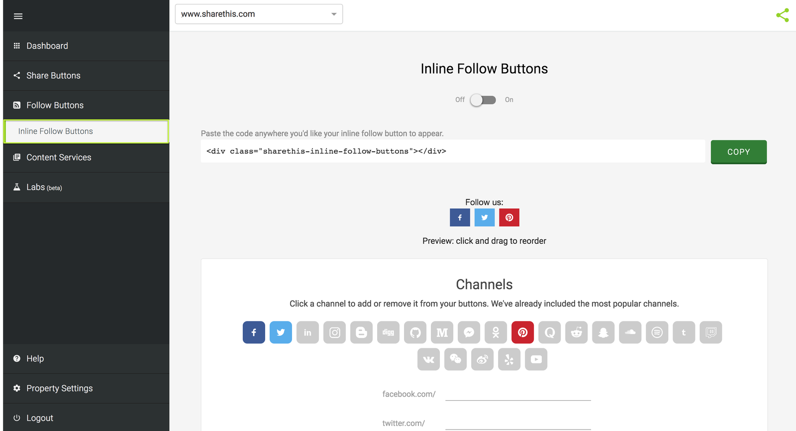 how to add buttons html
