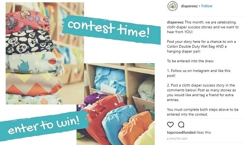8 Amazing Examples of Instagram Giveaways - ShareThis