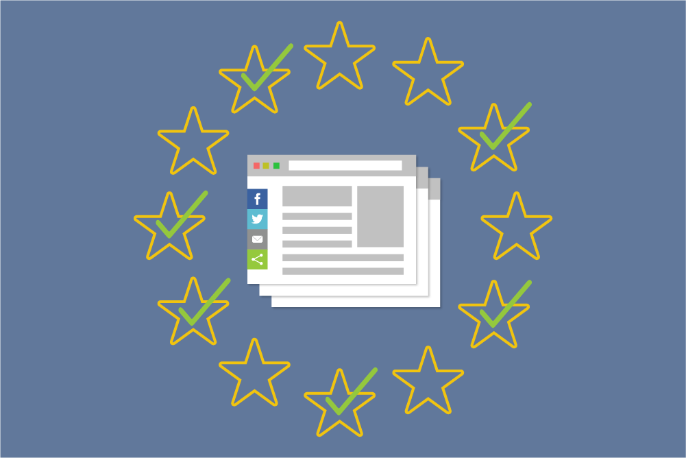 GDPR checklist for publishers & website operators - ShareThis