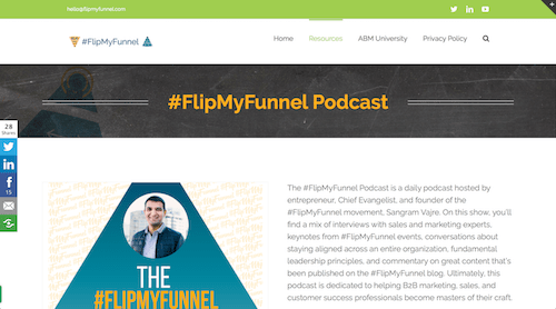FlipMyFunnel Podcast