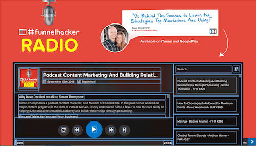 Funnel Hacker Radio