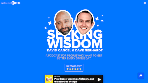 Seeking Wisdom Podcast