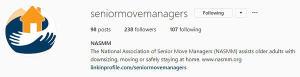 Senior Move Managers