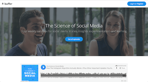 The Science of Social Media Podcast