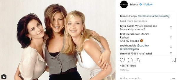 Friends - The Rachel