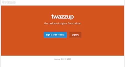 Twazzup