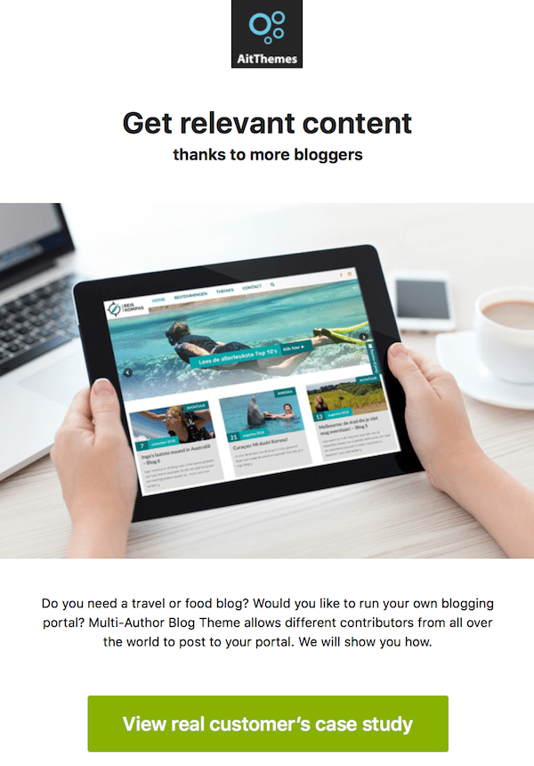 great newsletter examples-AitThemes Club