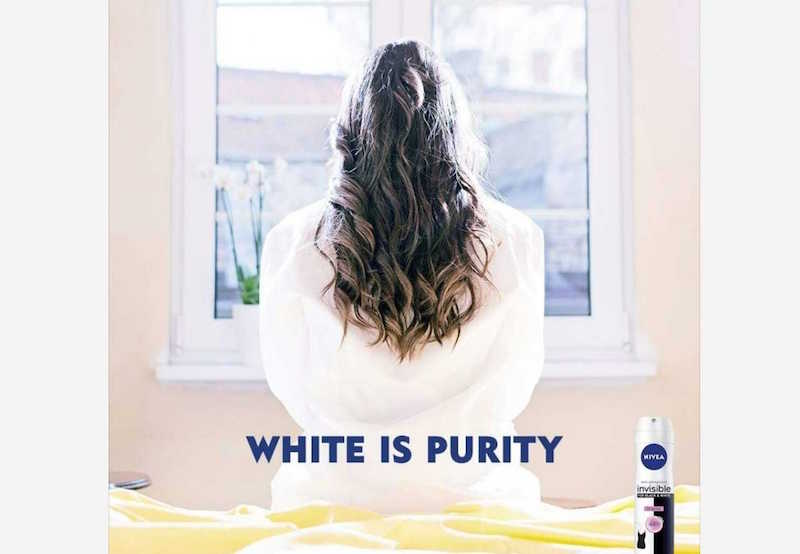 Nivea White is Purity campaign