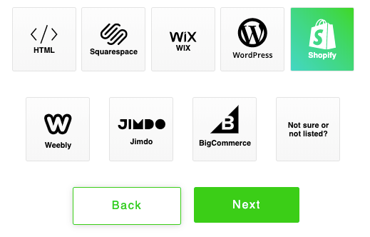 shopify share buttons