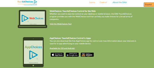 YourAdChoices Control - What is AdChoices?