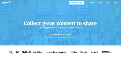 50 best content curation tools - ShareThis