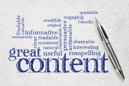 Updating evergreen content
