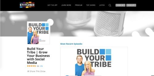 Best Social Media Podcasts: Build Your Tribe