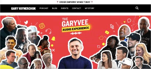 Best Social Media Podcasts: The GaryVee Audio Experience