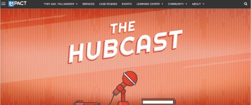 Best Social Media Podcasts: The Hubcast