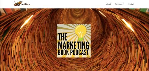 Best Social Media Podcasts: The Marketing Book Podcast