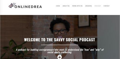 Best Social Media Podcasts: Savvy Social