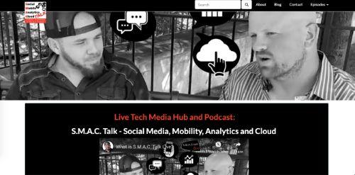 Best Social Media Podcasts: SMACtalk