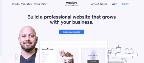 Best Blogging Platforms: Weebly