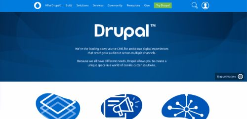 Best Blogging Platforms: Drupal