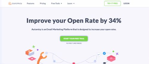 Best Email Marketing Services & Software: Automizy