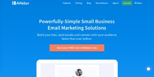 Best Email Marketing Services & Software: AWeber