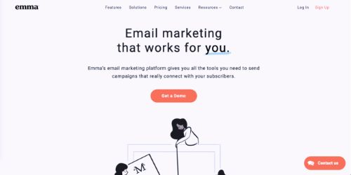 Best Email Marketing Services & Software: Emma