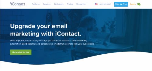 Best Email Marketing Services & Software: iContact