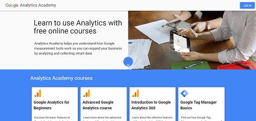 Google Analytics Certification: Google Analytics Academy