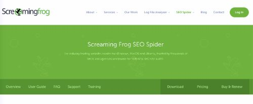 Best SEO Tools: Screaming Frog SEO Spider