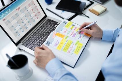 B2B SEO Tips: Create a Content Calendar