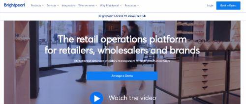 Best e-Commerce Platforms: Brightpearl