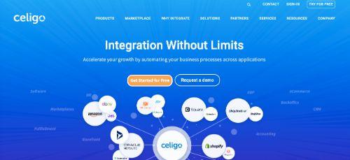 Best e-Commerce Platforms: Celigo