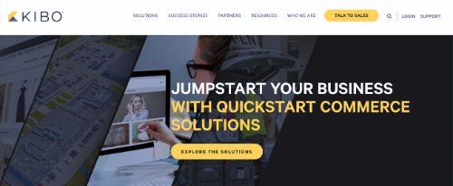 Best e-Commerce Platforms: Kibo