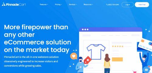 Best e-Commerce Platforms: PinnacleCart