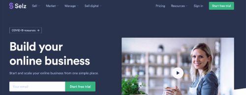 Best e-Commerce Platforms: Selz