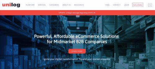 Best e-Commerce Platforms: Unilog