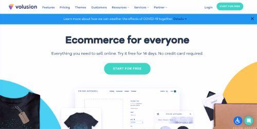 Best e-Commerce Platforms: Volusion